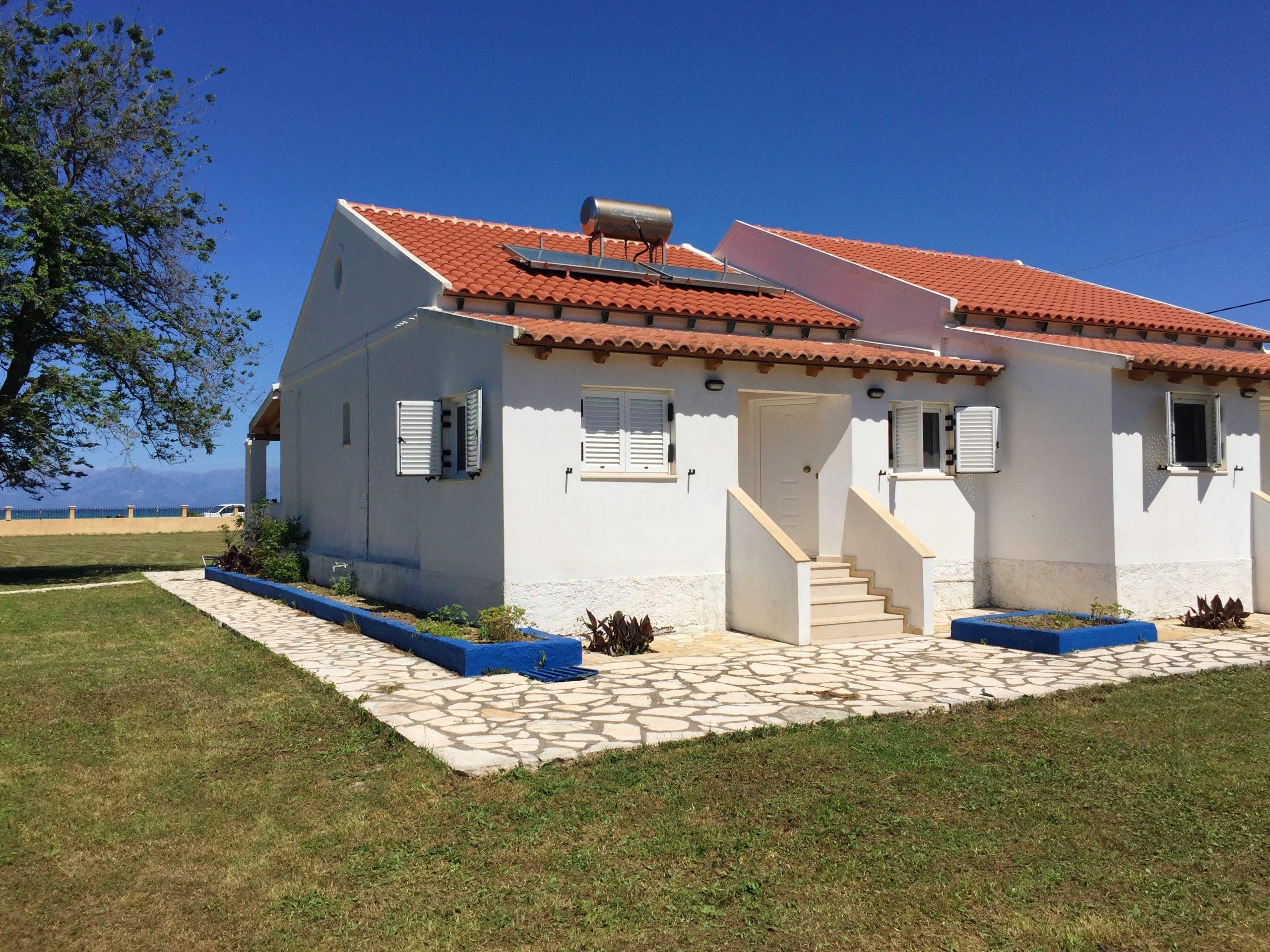 Huurprijzen voor vakantie het zomerseizoen in appartementen Eveline op Corfu