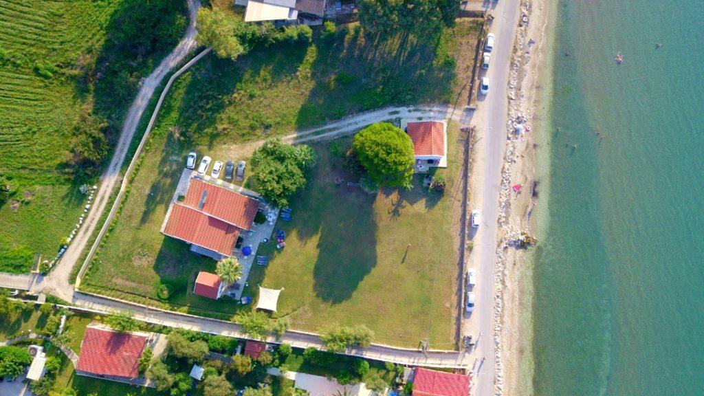 Kleinschalige appartementen voor vakantie op Corfu