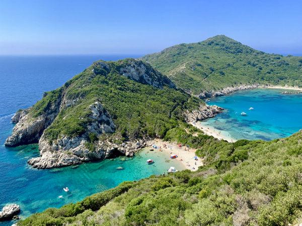Wat te doen in het noorden van Corfu. Bezienswaardigheden in de buurt.